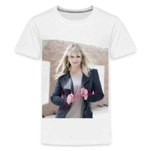 SZ Stephanie png - Teenager Premium T-Shirt