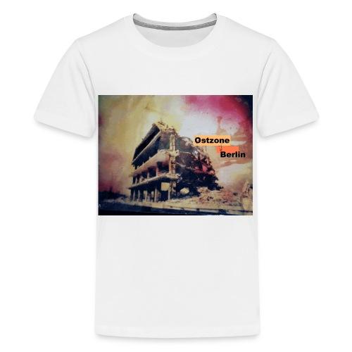 (soniekontrast1) - Teenager Premium T-Shirt