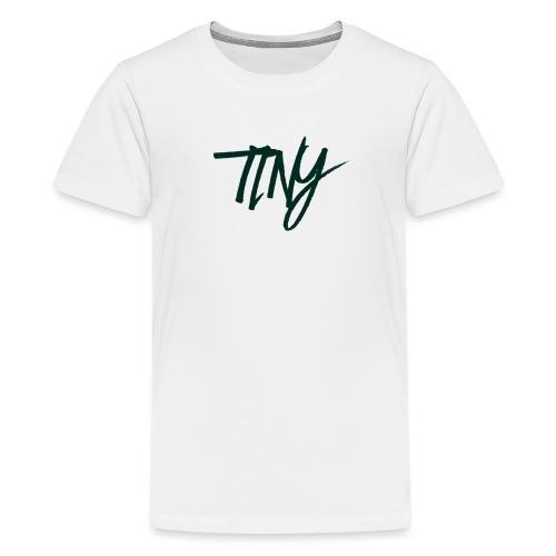 TINY png - Teenage Premium T-Shirt