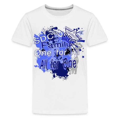 Stunt & Dance Company FAN - Teenager Premium T-Shirt