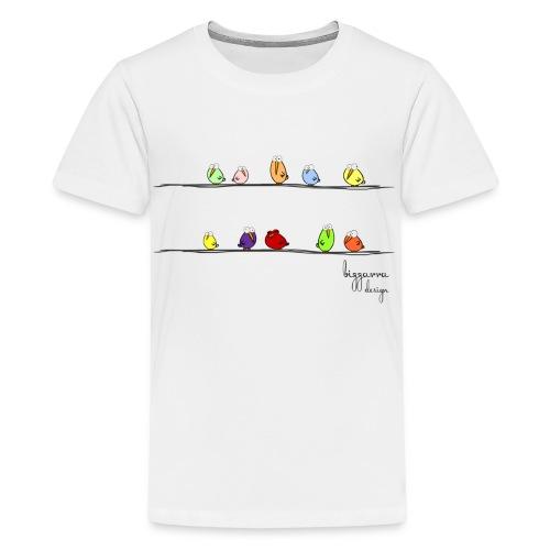bizzarradesigng - Maglietta Premium per ragazzi