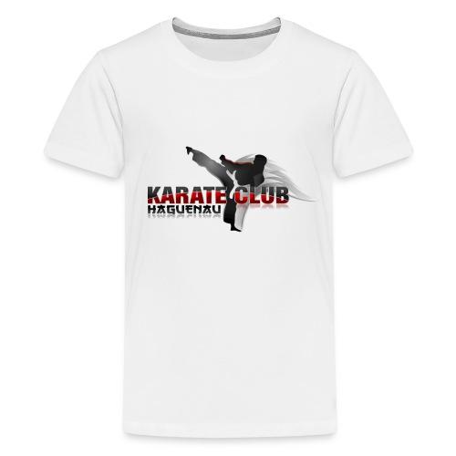logo kc haguenau 4000 png - T-shirt Premium Ado