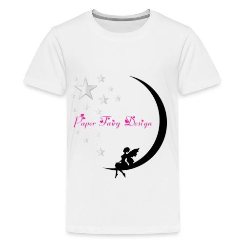 Paper Fairy Design - Teenager Premium T-Shirt