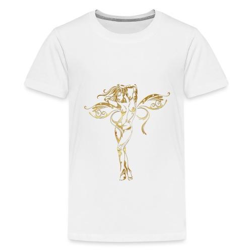 Love-Romance - Premium-T-shirt tonåring