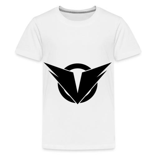 Vintry Logo on back - Teenager Premium T-Shirt