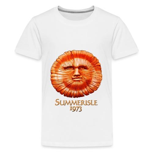 Summerisle - Teenage Premium T-Shirt