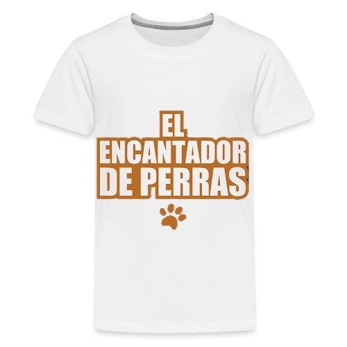 el encantador - Camiseta premium adolescente