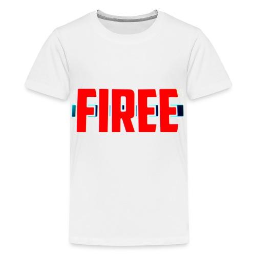 FIREE - Teenage Premium T-Shirt