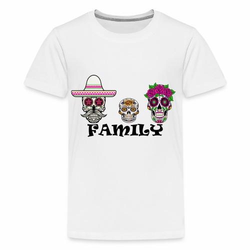 Family - Teenager Premium T-Shirt