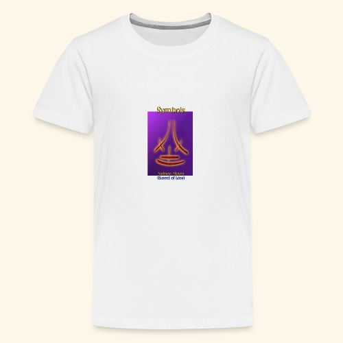 Neftsoy Mayra - Teenager Premium T-Shirt