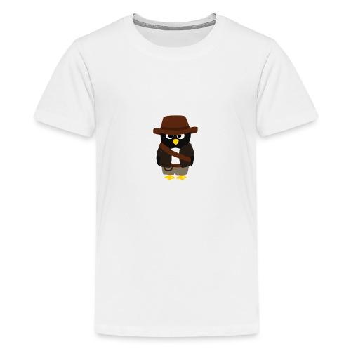 Pingouin Indiana - T-shirt Premium Ado