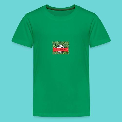 football shirt - Teenage Premium T-Shirt