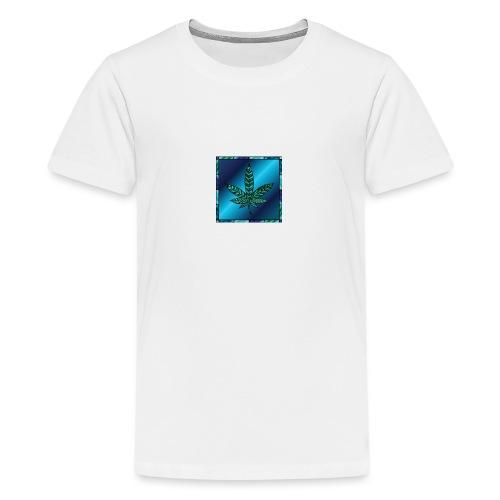 cannabis - T-shirt Premium Ado