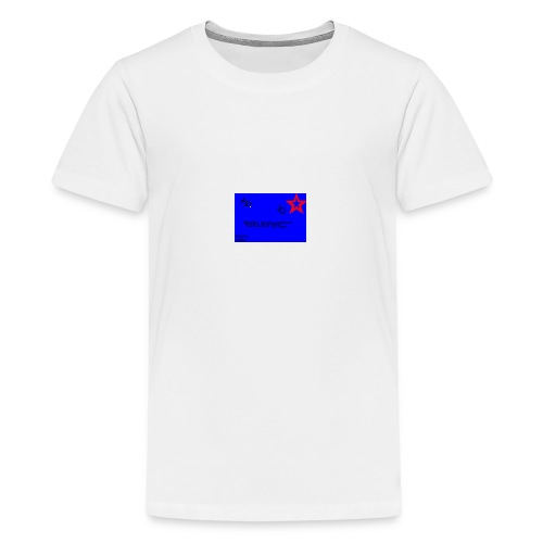 JoloJonys Logo - Premium T-skjorte for tenåringer
