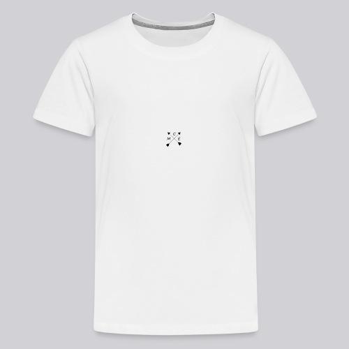 M.C.E WhiteEdition - Camiseta premium adolescente