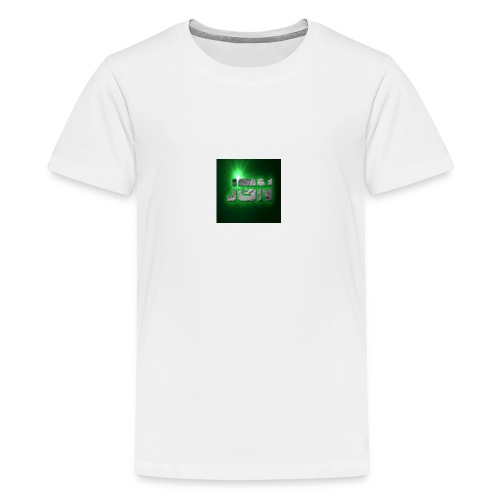 logo jgn - Teenager Premium T-shirt