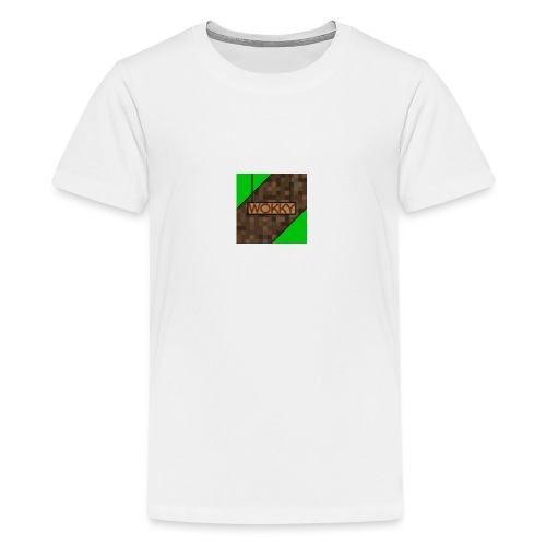 Wokky T Shirt - Premium-T-shirt tonåring