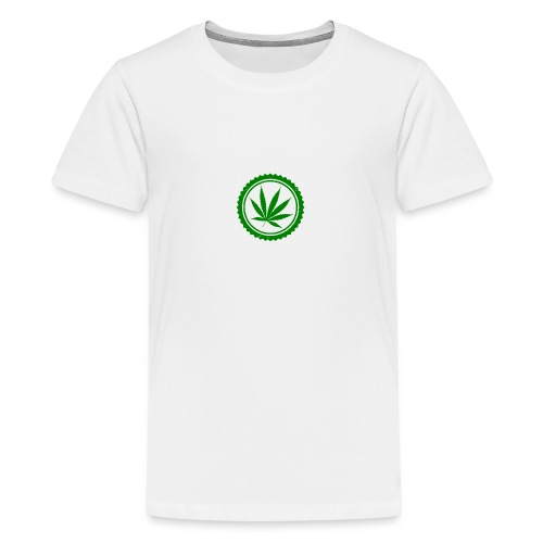 Weed - Teenager Premium T-Shirt
