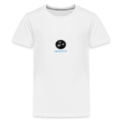 SPELTIME - Premium-T-shirt tonåring