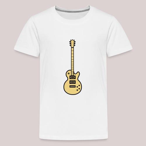 22-30 Guitar Gibson Les Paul - Teenager Premium T-Shirt