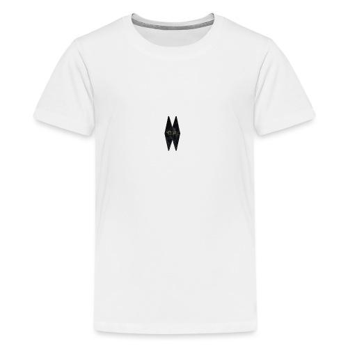MELWILL black - Teenage Premium T-Shirt