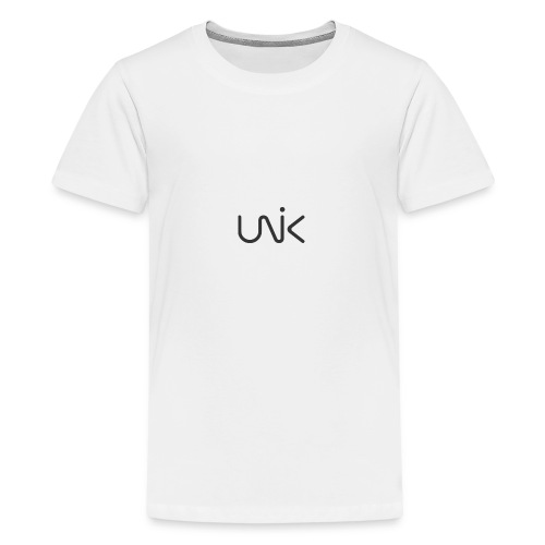 unik - Teenager premium T-shirt