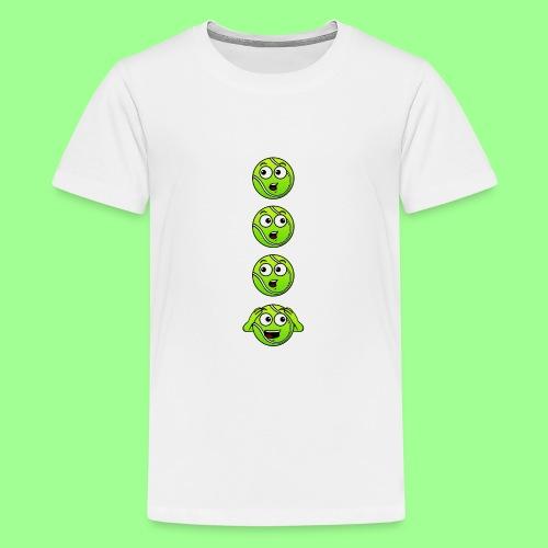 ZA KAŻDYM RAZEM - Koszulka młodzieżowa Premium