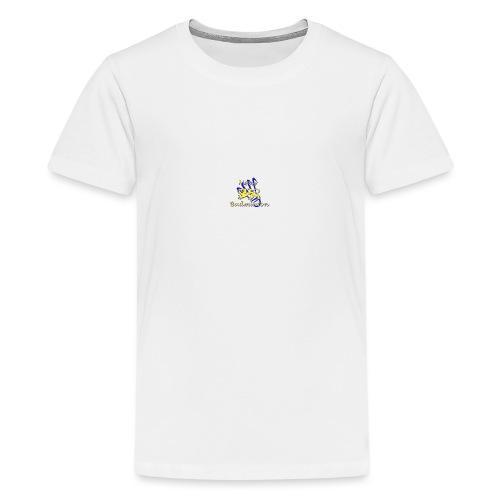 Logo MAS Badminton - T-shirt Premium Ado