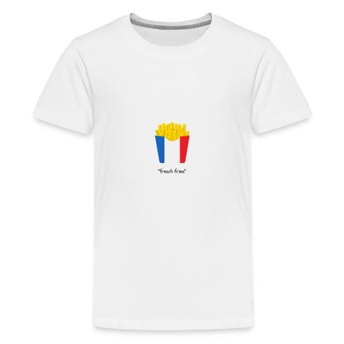 frites2 - T-shirt Premium Ado