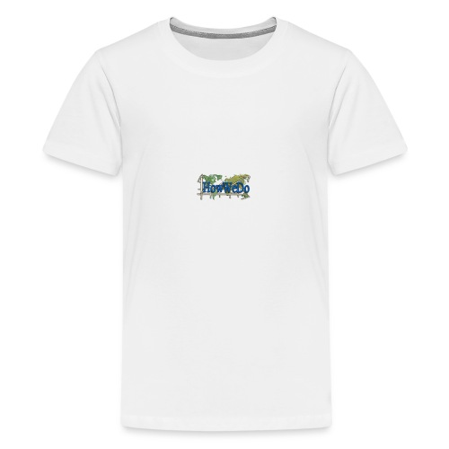 HowWeDo - Teenager Premium T-Shirt