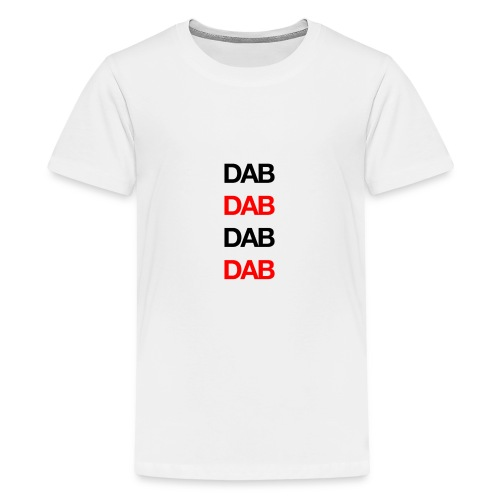Dab - Teenage Premium T-Shirt