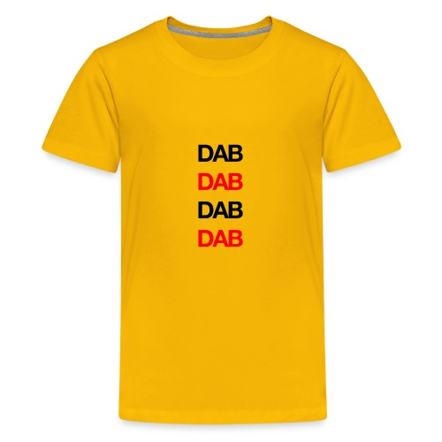 Dab - Teenage Premium T-Shirt