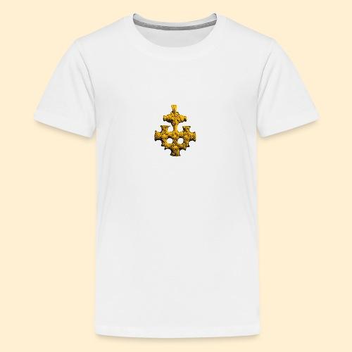 Goldschatz - Teenager Premium T-Shirt