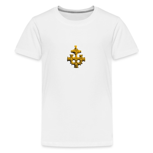 Goldschatz - Teenager Premium T-Shirt