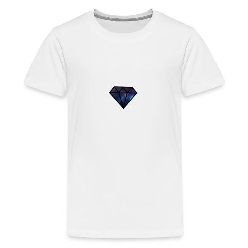 galaxy diamond - Koszulka młodzieżowa Premium