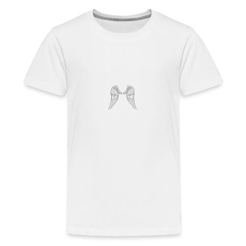 alas - Camiseta premium adolescente