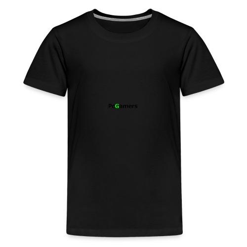 pcgamers-png - Maglietta Premium per ragazzi