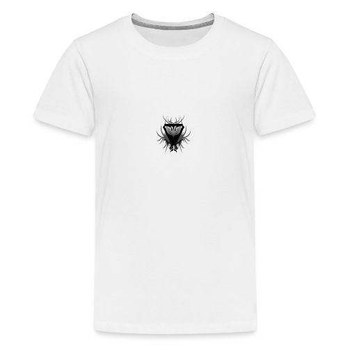 Unsafe_Gaming - Teenager Premium T-shirt