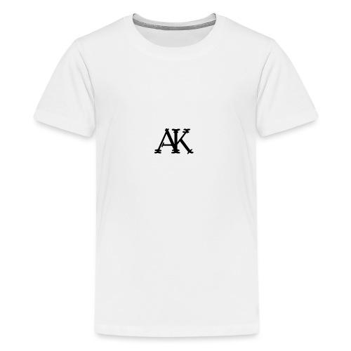 Brand logo - Teenager Premium T-shirt