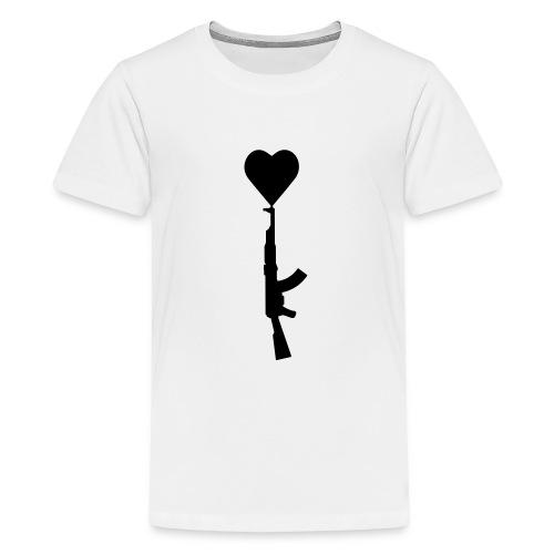 Love is the answer - T-shirt Premium Ado