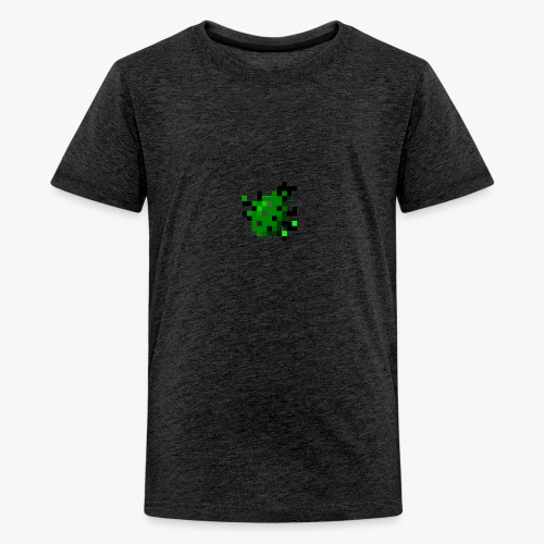 BUG2 png - Teenage Premium T-Shirt