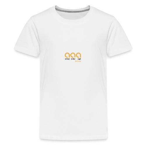 Aimer Aider Agir Fécamp - T-shirt Premium Ado