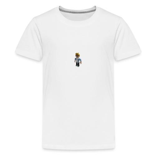 ghosteeeeez´ merch - Premium-T-shirt tonåring
