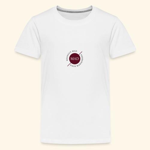 Olive im Glas - Teenager Premium T-Shirt