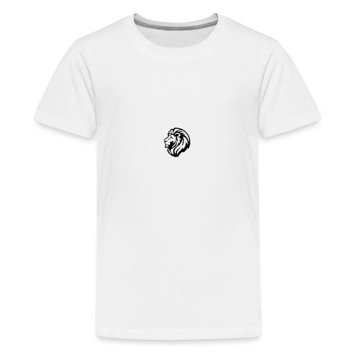 LION - Maglietta Premium per ragazzi