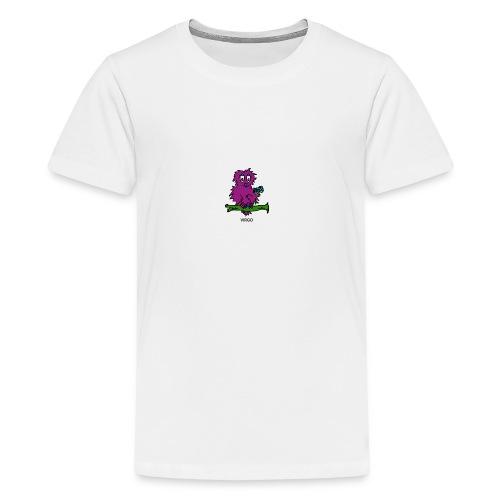 152086299587 - Premium-T-shirt tonåring