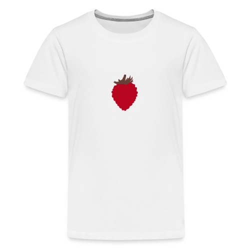 Wild Strawberry - Teenage Premium T-Shirt