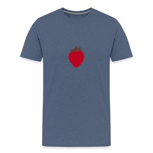 Wild Strawberry - Teenage Premium T-Shirt