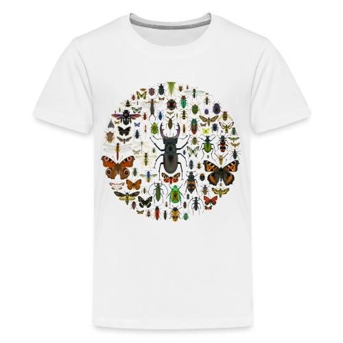 Round shirt - Teenager Premium T-Shirt