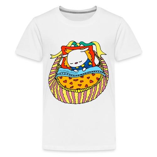 Bilkai au lit - T-shirt Premium Ado